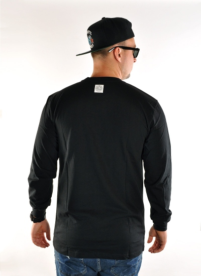 Mass Denim  Base LS Blk