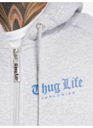 Thug Life  Freeze Zip Hoody Gre