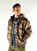 Mass Denim  Base Jacket Moro