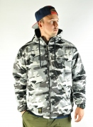 Mass Denim  Base Jacket Camo