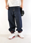 Mass Denim  Slang Baggy Drk