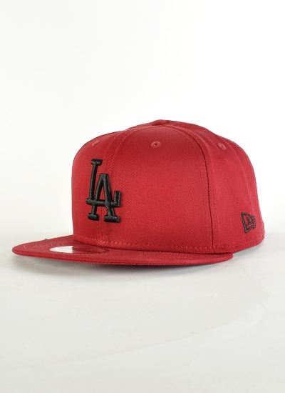 New Era  LA Snapback Brg Blk