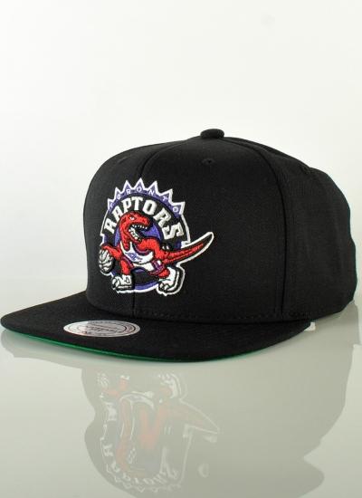 Mitchell & Ness  Solid Snapback Raptors