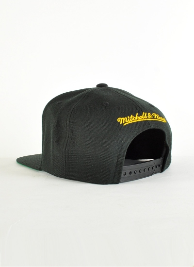 Mitchell & Ness  Solid Snapback Lakers