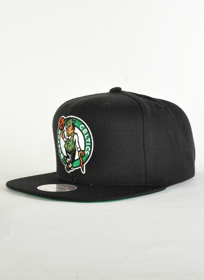 Mitchell & Ness  Solid Snapback Celtics