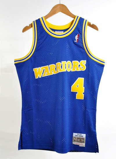 Mitchell & Ness  Swingman Jersey Warriors Webber