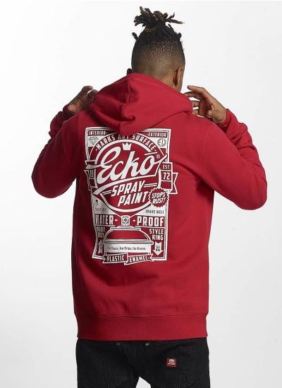 Ecko Unltd.  Paint Zip Hoody Red