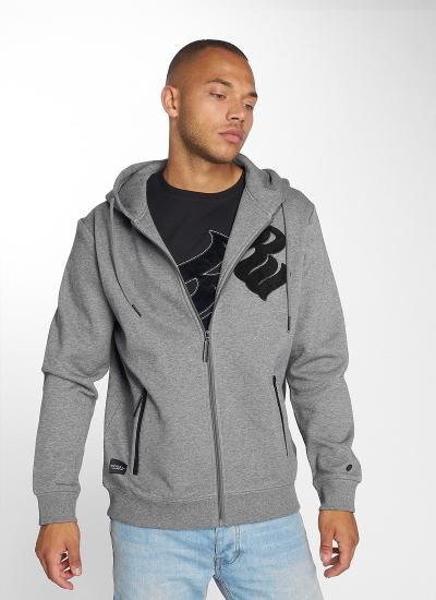 Rocawear  Logo Zip Hoody Gre