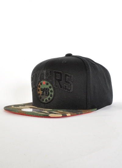Mitchell & Ness  Blind Snapback 76ers