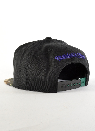 Mitchell & Ness  Blind Snapback Lakers
