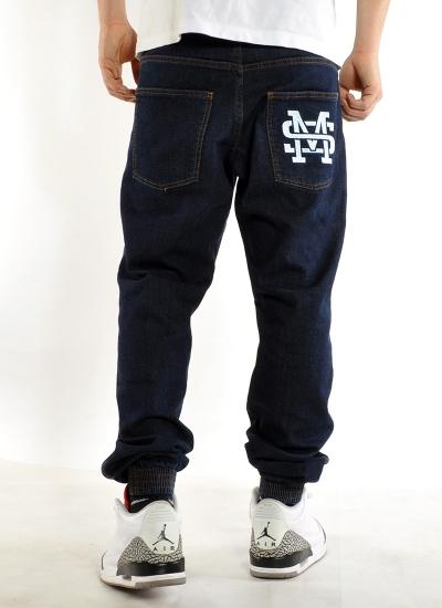 Moro Sport  MS Jogger Jeans Drk