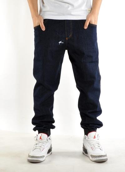 Moro Sport  Shadow Jogger Jeans Drk