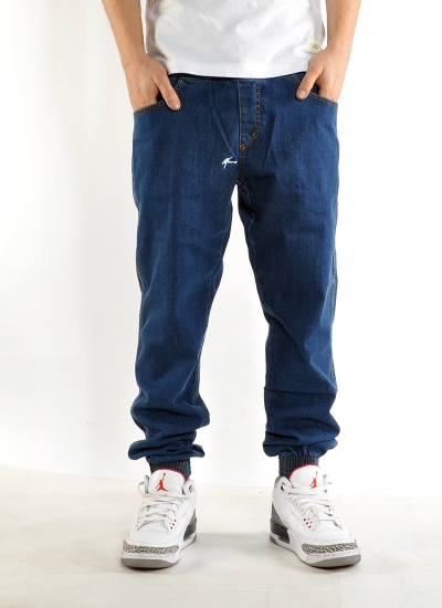 Moro Sport  Shadow Jogger Jeans Mid