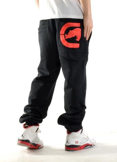 Ecko Unltd.  2Face Pants Blk