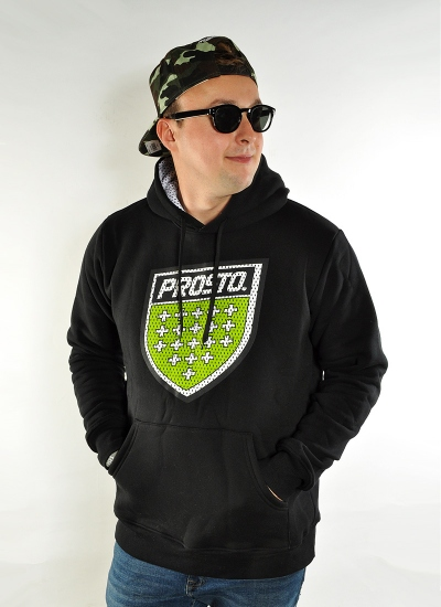 Prosto Klasyk  Surround Hoody Blk