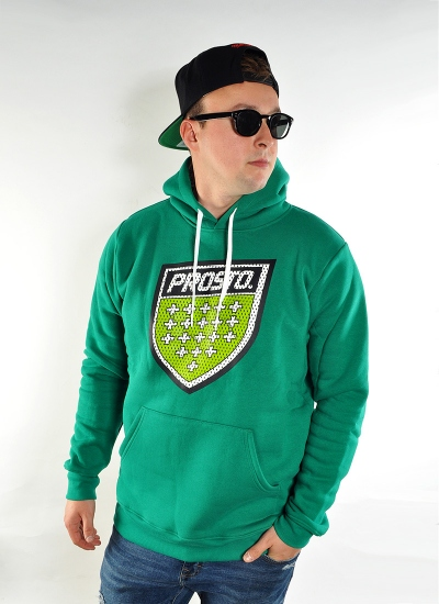 Prosto Klasyk  Surround Hoody Grn