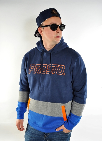 Prosto Klasyk  Downstairs Hoody Nvy