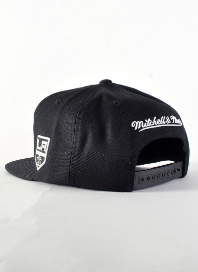Mitchell & Ness  Gothic Snapback LA Kings