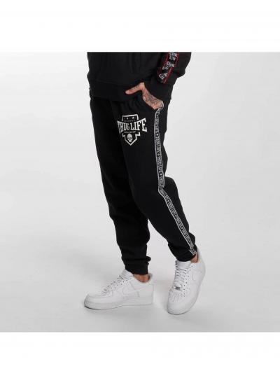 Thug Life  Worldwide Pants Blk