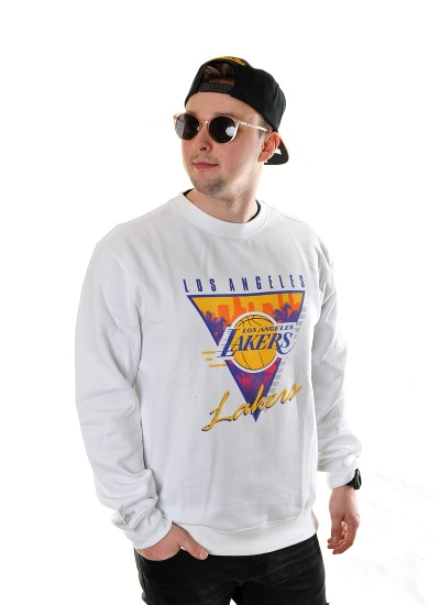 Mitchell & Ness  Final Secons Crew Lakers
