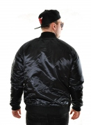Mitchell & Ness  Satin Jacket Bulls