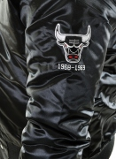 Mitchell & Ness  Satin Jacket Bulls