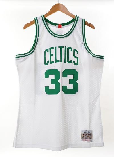 Mitchell & Ness  Swingman Jersey Celtics Bird Wht