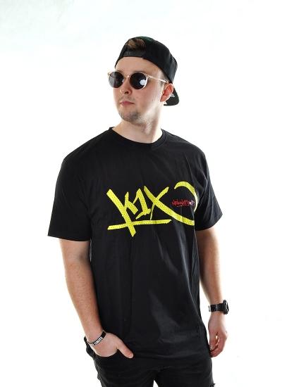 K1X  Bootleg Tee Blk