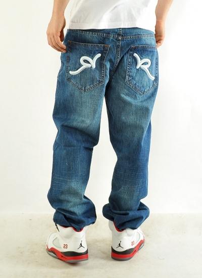 Rocawear  Double R Loose Jeans MI6
