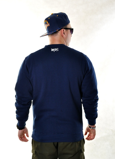 Mass Denim  Signature Crew Nvy