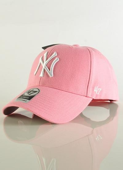 47 Brand  MVP NY Pnk Wht
