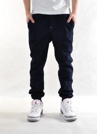 Moro Sport  Mini Base Jogger Jeans Drk
