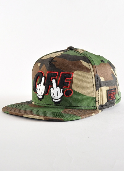 Cayler & Sons  Seriously Snapback Moro