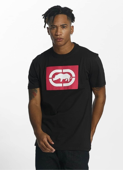 Ecko Unltd  Base Tee Blk Red