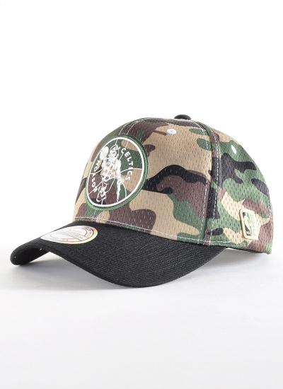 Mitchell & Ness  Mesh Moro 110 Hat Celtics