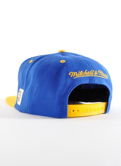 Mitchell & Ness  Arch Snapback Warriors
