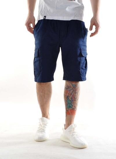 Bossline  Cargo Shorts Nvy