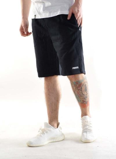 Prosto  Malist Shorts Sweat Blk