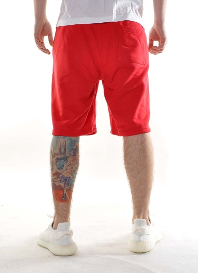 Prosto  Malist Shorts Sweat Red
