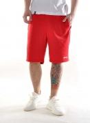 Prosto  Malist Shorts Sweat Red