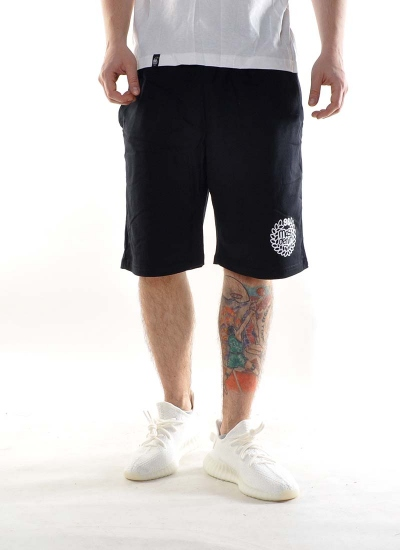 Mass Denim  Base Shorts Sweat Blk