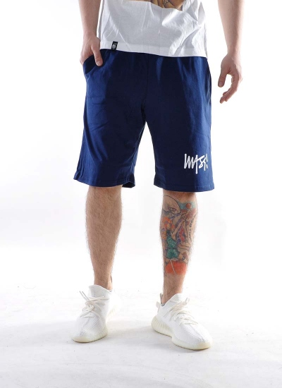 Mass Denim  Signature Shorts Nvy