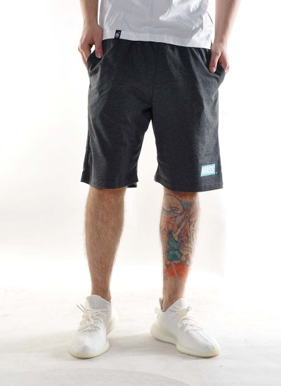Mass Denim  Big Box Shorts Chr