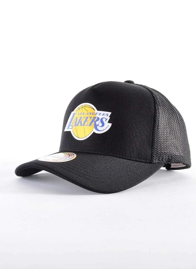 Mitchell & Ness  Vintage 110 Trucker Lakers
