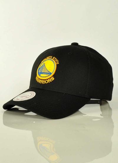 Mitchell & Ness  Low Pro Hat BW Warriors