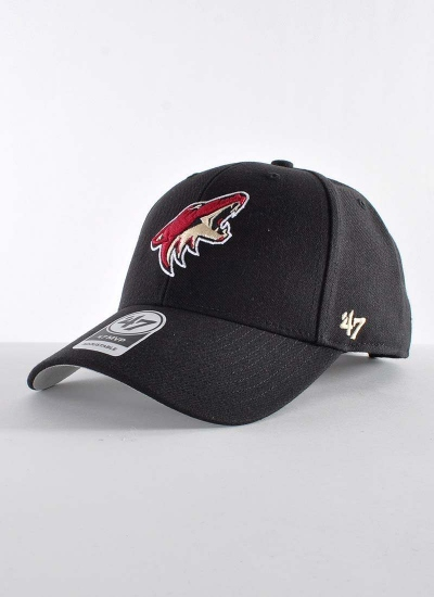 47 Brand  MVP Coyotes Blk