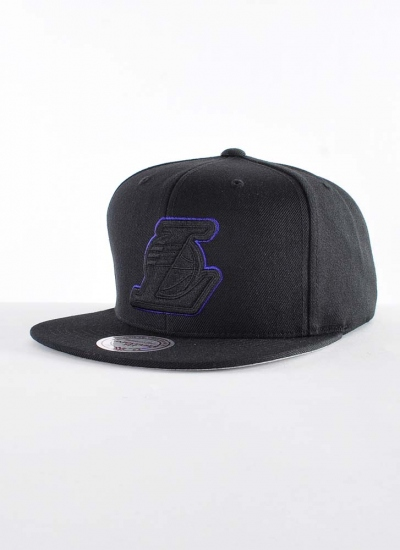 Mitchell & Ness  Team Top Snapback Lakers