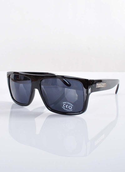 Mass  Icon Okulary Shine Black