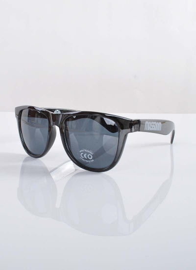 Mass  John Okulary Shine Black
