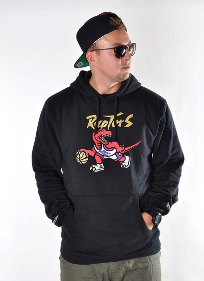 Mitchell & Ness  Gold Dribble Hoody Raptors